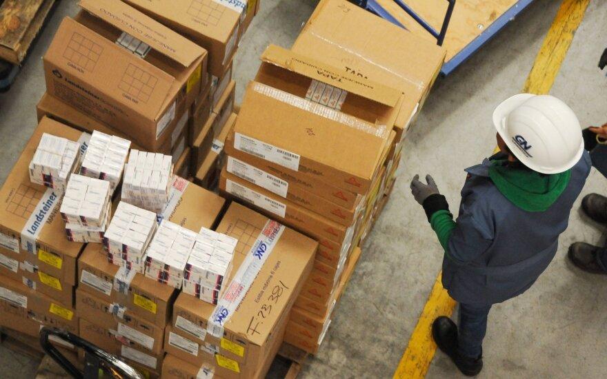Eksportuotojai prekių kilmės sertifikatus galės užsisakyti ir pateikti elektroniniu būdu