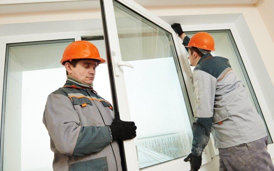 Patarimai, kaip išsirinkti kokybiškus langus ir duris