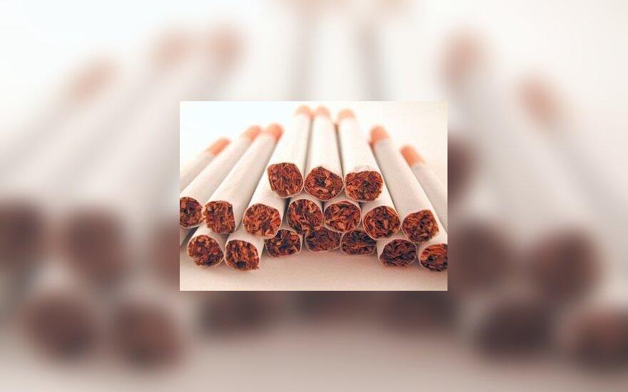 """Drabužiai """"Marlboro Classics"""" reklamavo tabako gaminius"""