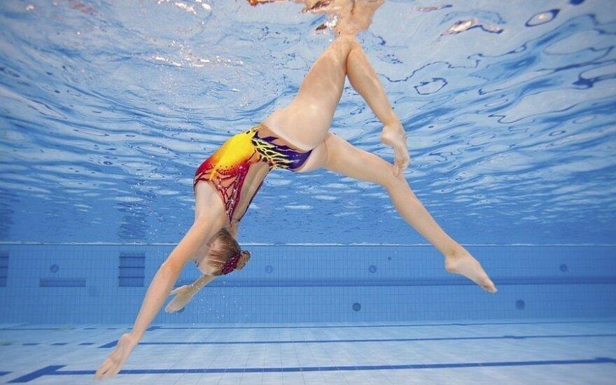 Dailiojo plaukimo atstovė Ambrazaitė varžybose Kazanėje – septinta