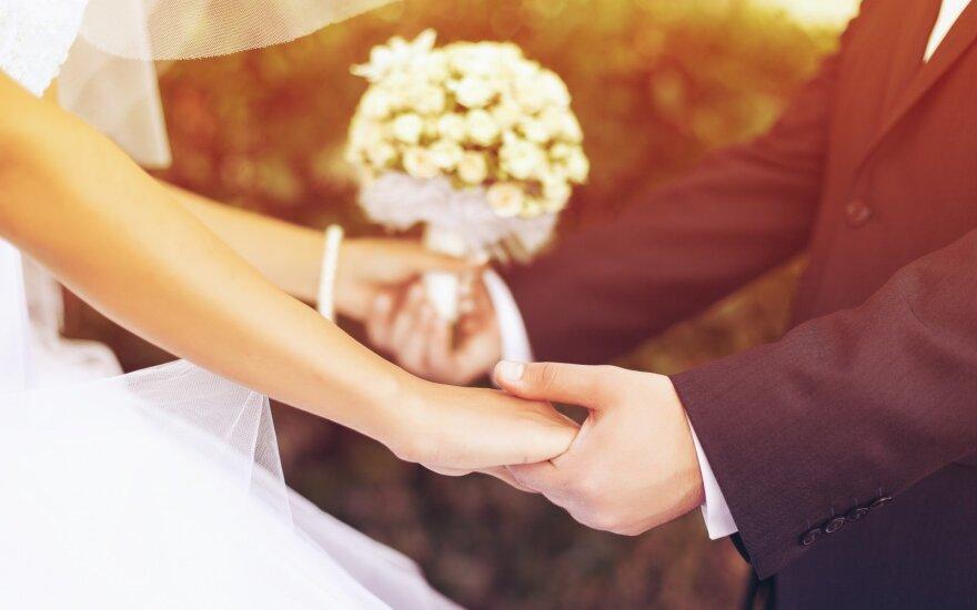 Ką daryti, kai būsimų vestuvių baimė stipresnė už džiaugsmą?