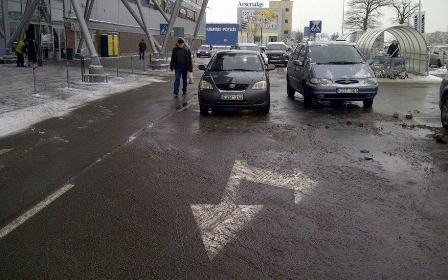 Klaipėdoje, Šilutės pl. 2013-01-13