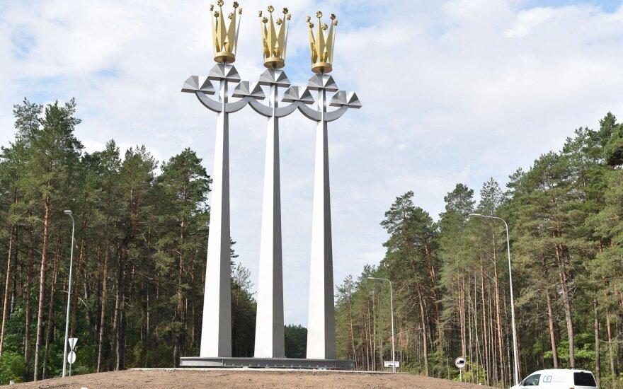 Skulptorius Vladas Kančauskas: naujas Druskininkų ženklas – mano darbo plagiatas