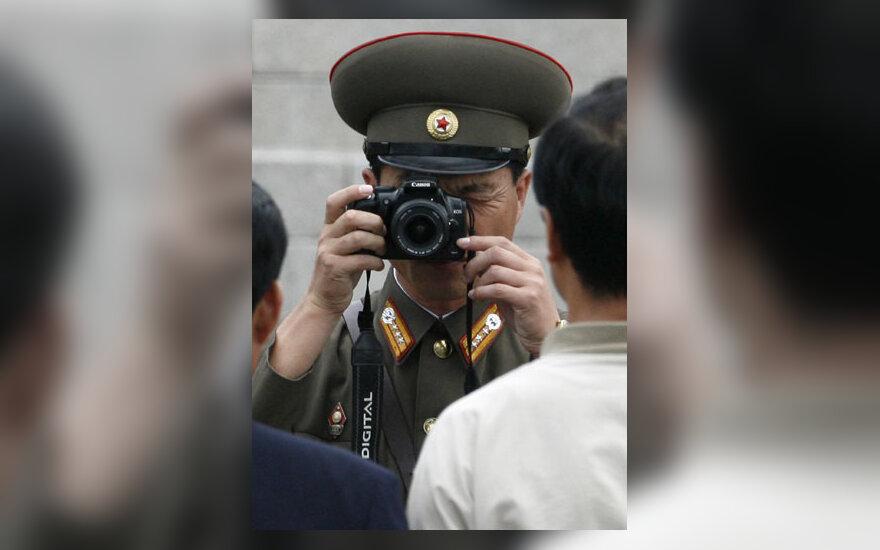 Šiaurės Korėjos karininkas