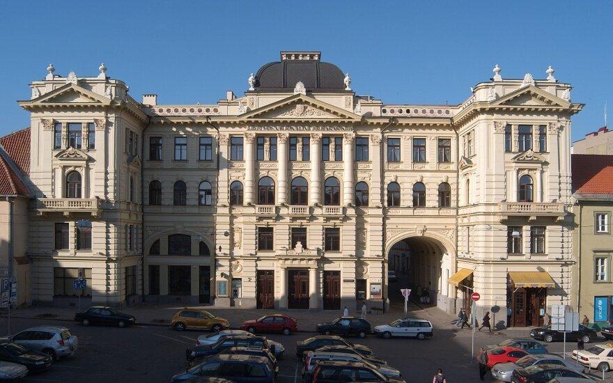 Lietuvos nacionalinė filharmonija FOTO: M. Raškovskis