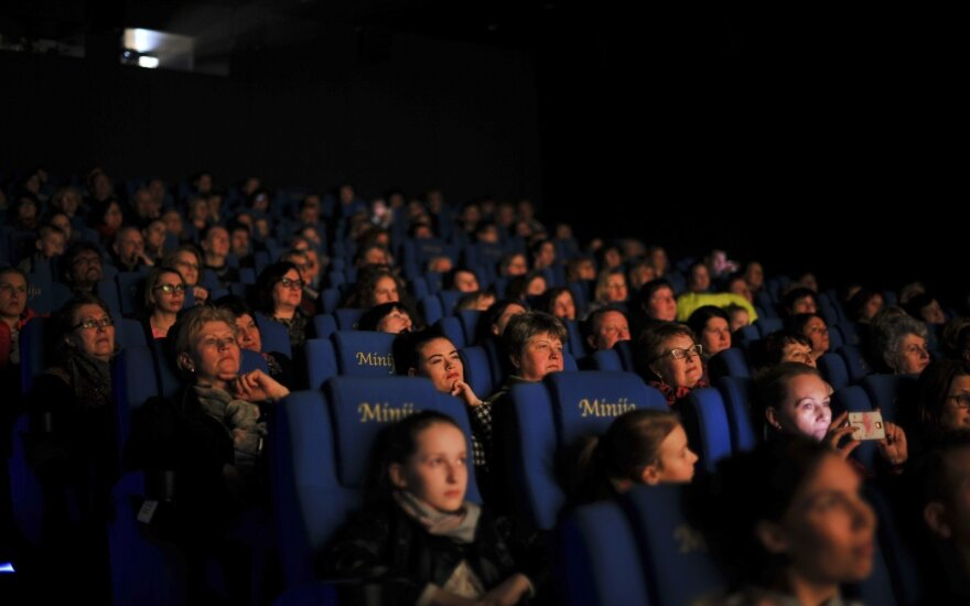 """Gargždų kino teatras """"Minija"""""""
