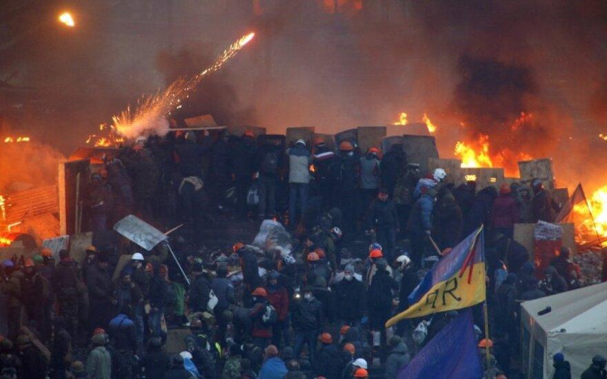 Paaiškėjo, kokiomis aplinkybėmis Kijeve nukentėjo Lietuvos pilietis