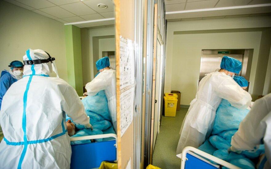 Koronavirusas – dar vienoje globos įstaigoje: užsikrėtusi slaugytoja neturi jokių simptomų
