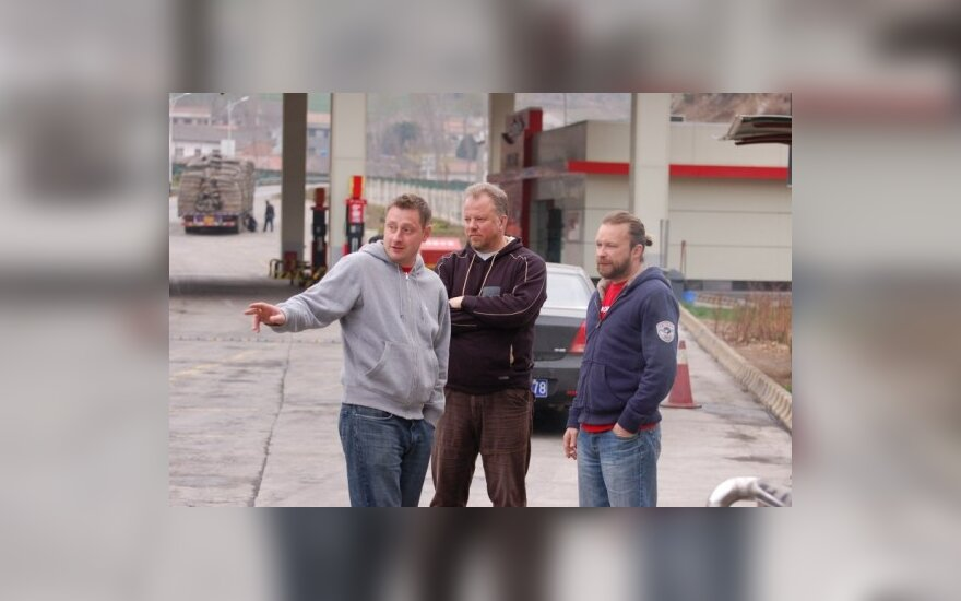 Edvinas Urnikas, Vytaras Radzevičius, Martynas Starkus