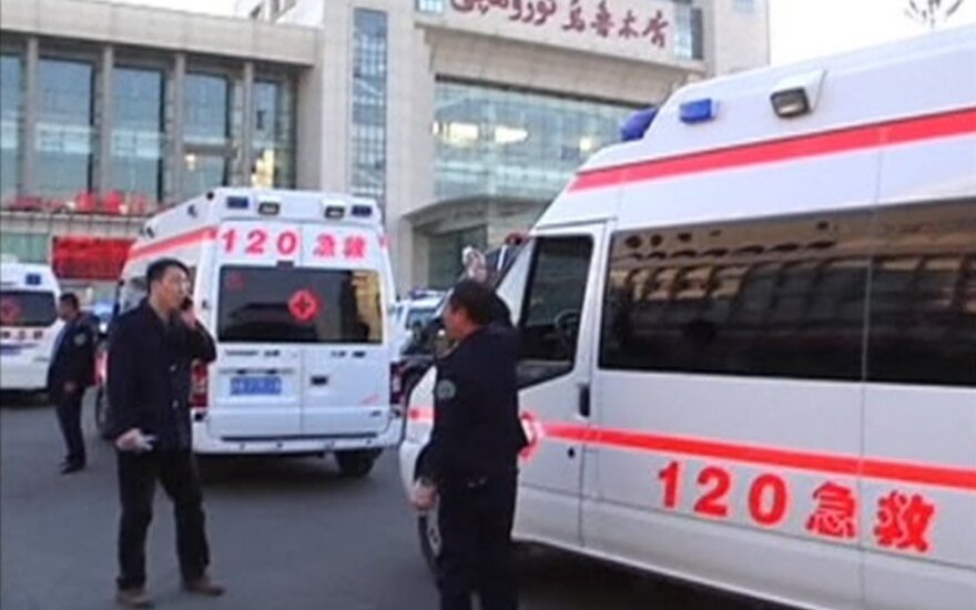 Greitoji pagalba Kinijoje