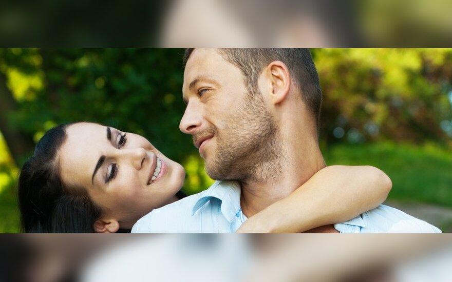 Kam lengviau kurti santykius?