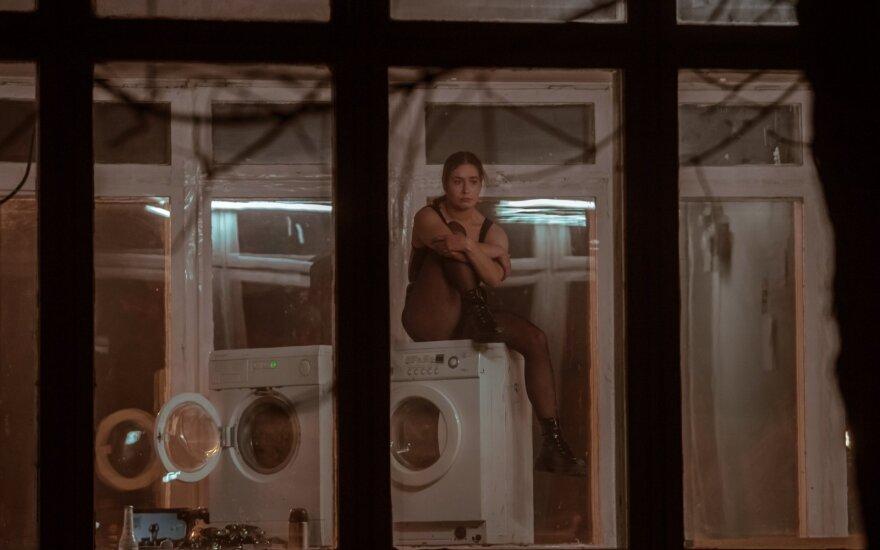 """Greta Grinevičiūtė. """"Šokis skalbimo mašinai ir mamai"""""""