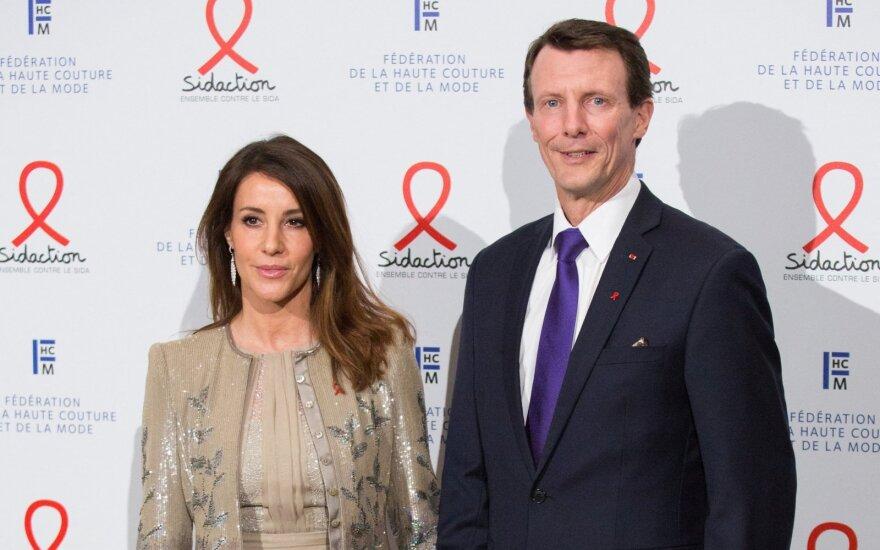 Princas Joachimas ir princesė Marie