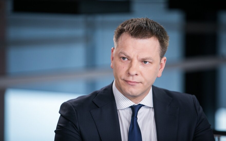 Lithuanian finmin: money laundering stories tend to surface in run-up to elections