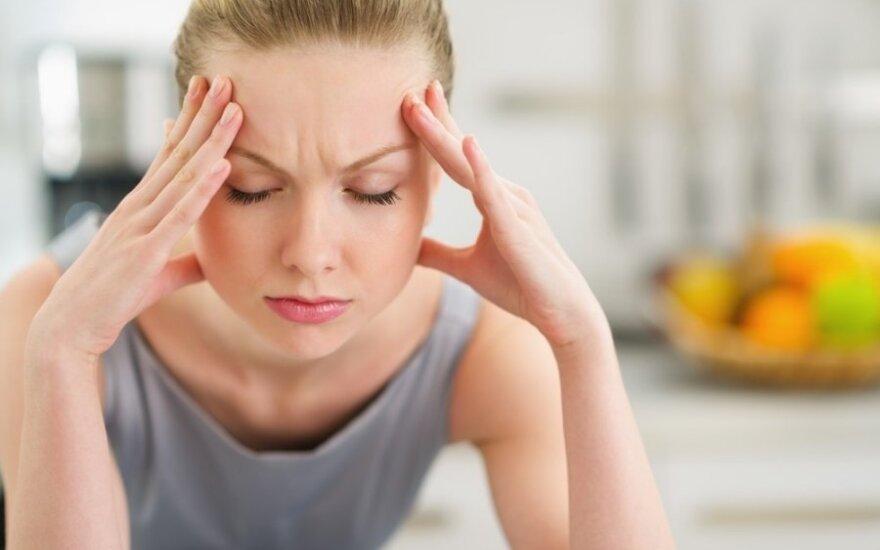 Dažniausios klaidos, kurias darome užklupus skausmui