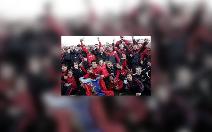 Maskvos CSKA futbolo klubas