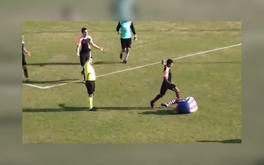 Incidentas futbolo rungtynėse Turkijoje