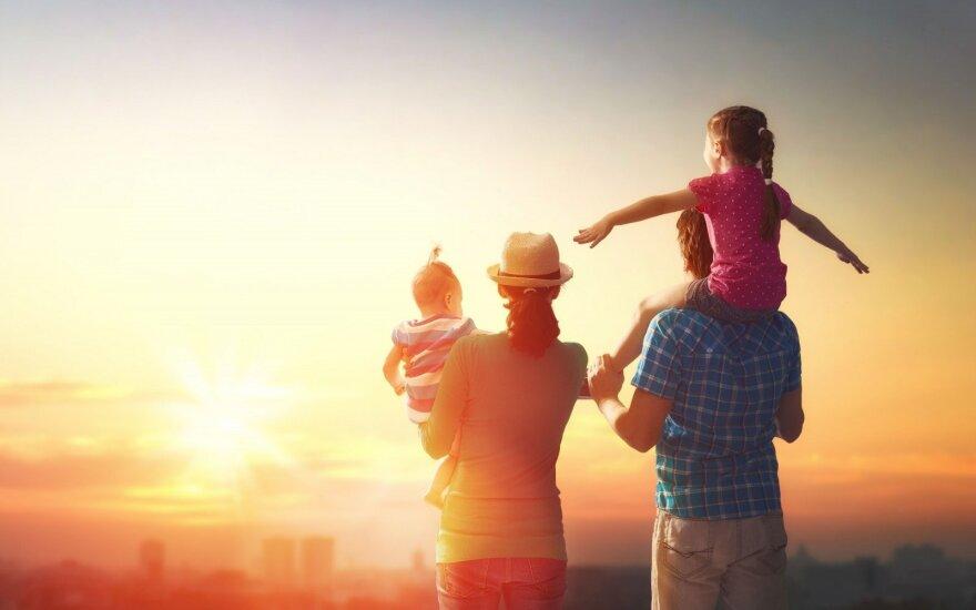 Kodėl nemokome vaikų gyventi šeimoje? Tėvų klaidos atsiliepia skaudžiai