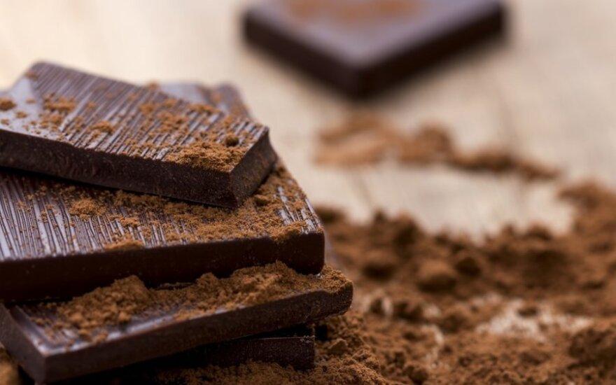 """""""Chocolate Naive"""" savo naują šokolado kolekciją """"Mulate"""" pristatys didžiausiuose Lietuvos miestuose"""