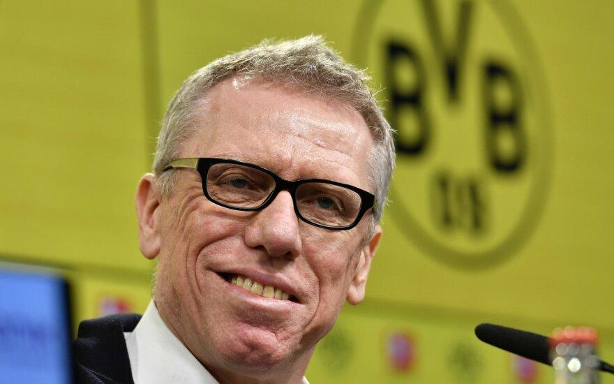 BVB naujasis treneris  Peteris Stoegeris