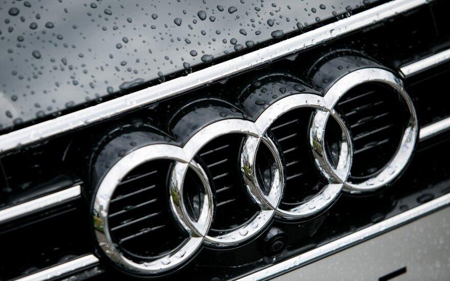 """Naujųjų """"Audi"""" išvaizda keisis dramatiškai"""
