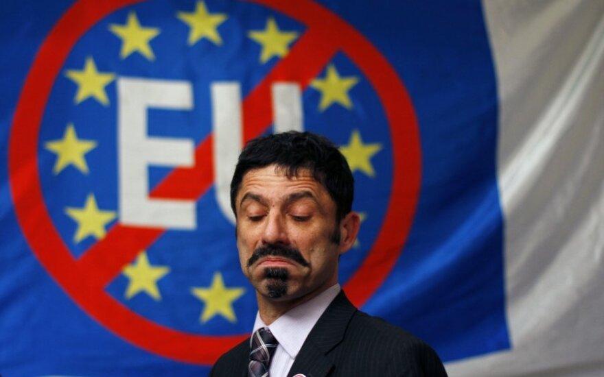 Kroatai referendume pritarė stojimui į ES