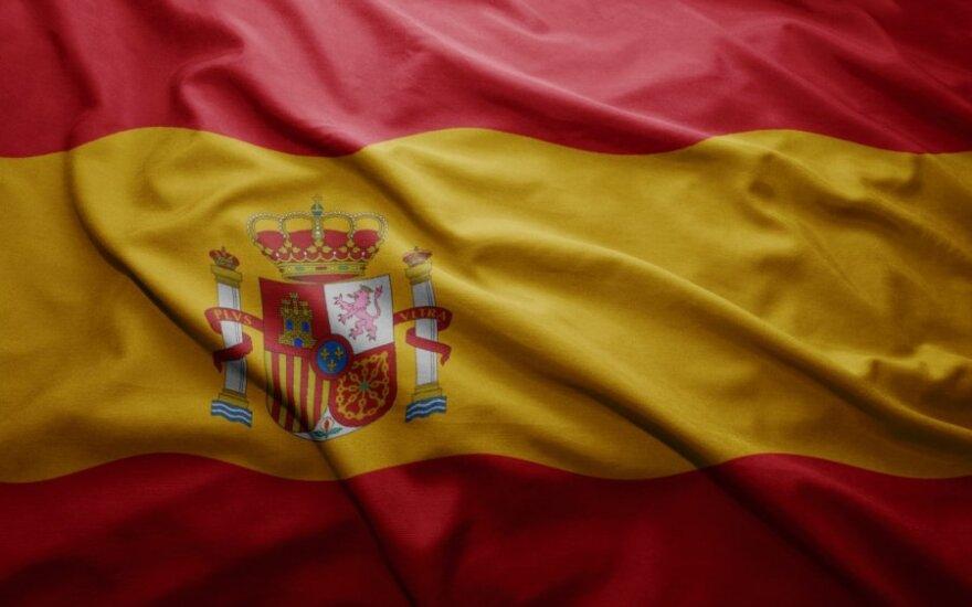 Ispanijos vėliava