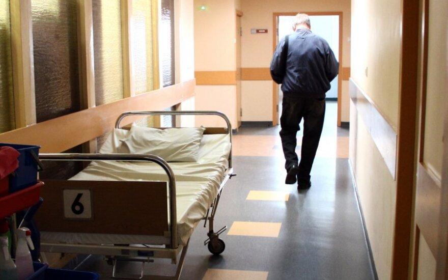 Sveikatos apsaugos ministerija: kai kurios gydymo įstaigos siekė pasipelnyti iš insulto