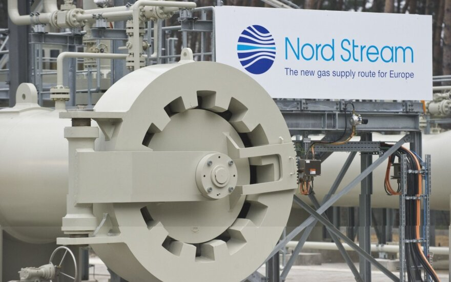 Eight EU countries sign letter to Juncker on Nord Stream 2