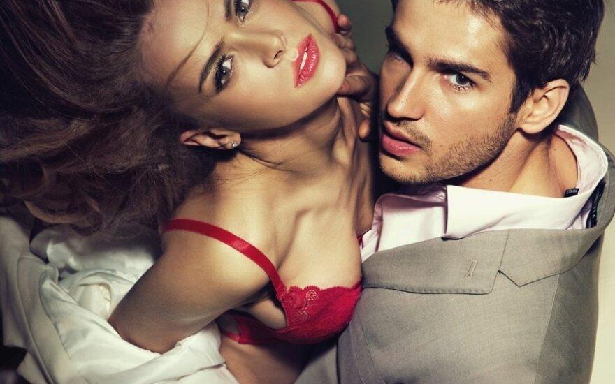 7 dalykai, kurių iš santykių nori vyrai