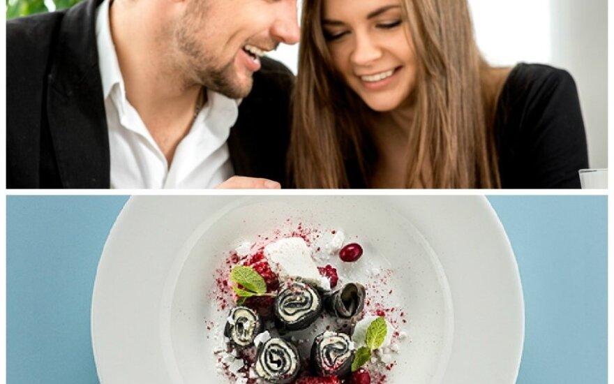 """Receptų konkursas """"Mano gardžiausias desertas"""": prizai - 3 poroms!"""