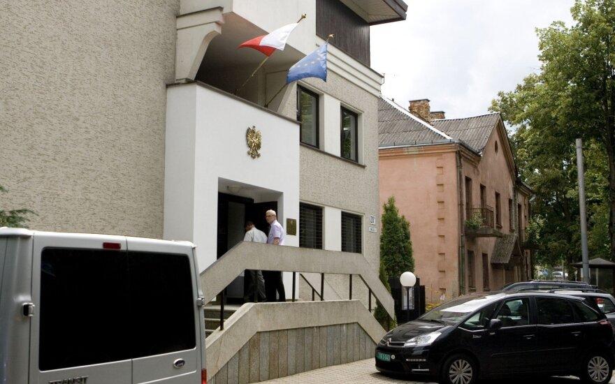 Lenkijos ambasada