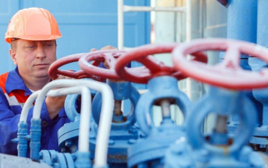 Bulgarija dujas iš Rusijos norėtų importuoti ne per Ukrainą