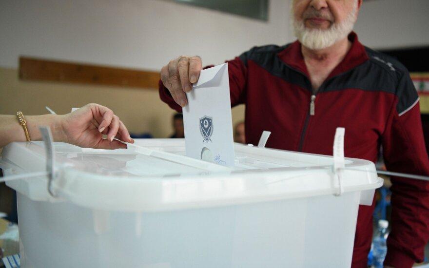 Rinkimai Libane