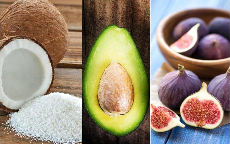 Kaloringi vaisiai