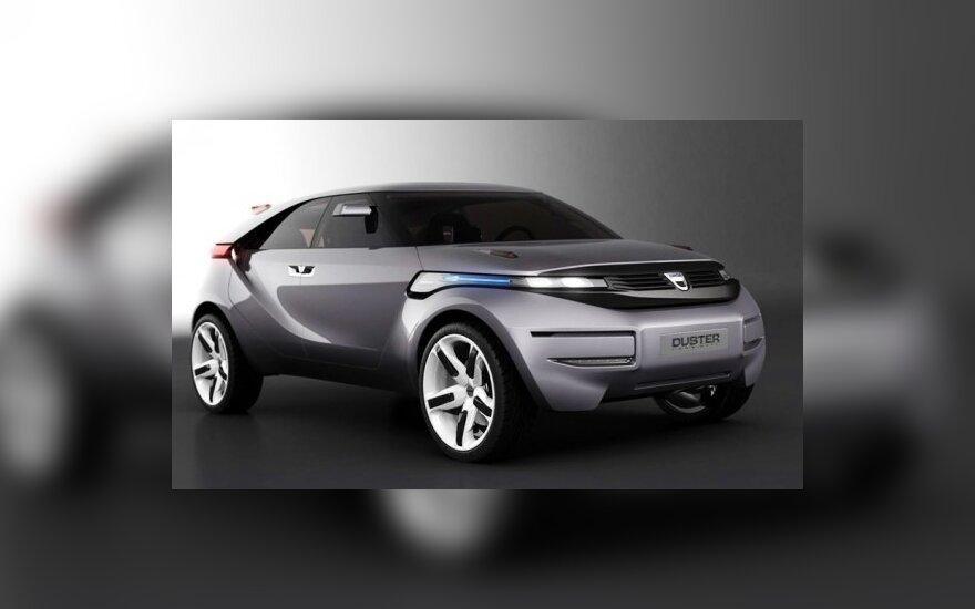 Dacia Duster koncepcija