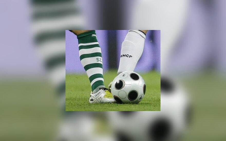 A.Jokšo atstovaujamo klubo nesėkmė kontrolinėse rungtynėse