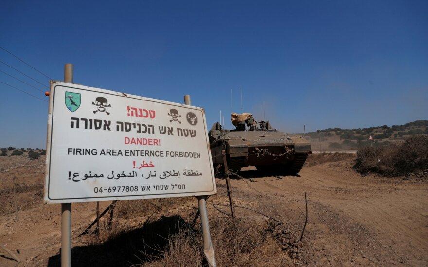 Izraelio pajėgos