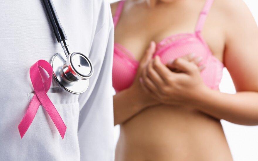 Ką galime padaryti, kad krūties vėžio rizika bent kiek sumažėtų