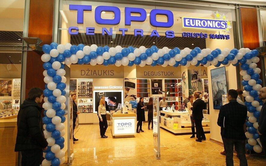 """""""Topo centras"""" tikisi, kad klientai kitąmet bitkoinais įsigis prekių už 1 mln. eurų"""
