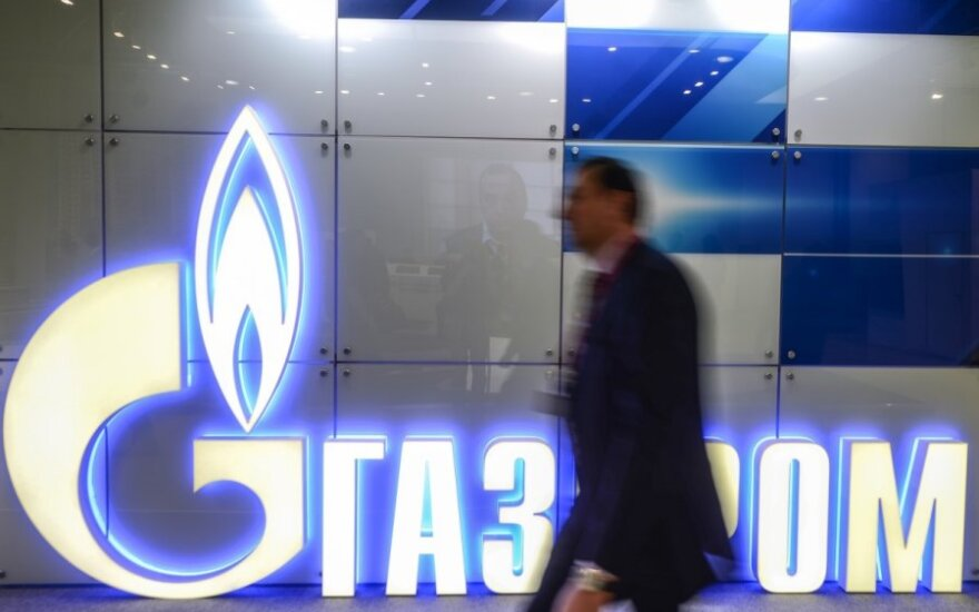Gazprom says arbitration case against Lithuania lost its relevance