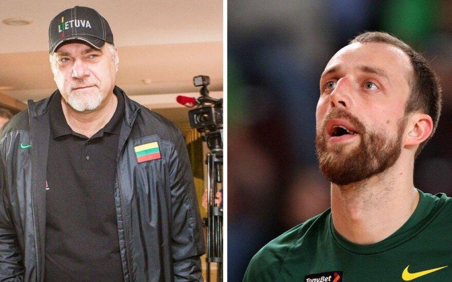 A. Milaknis šokiravo A. Sabonį: tai – blogiausias sprendimas jo gyvenime