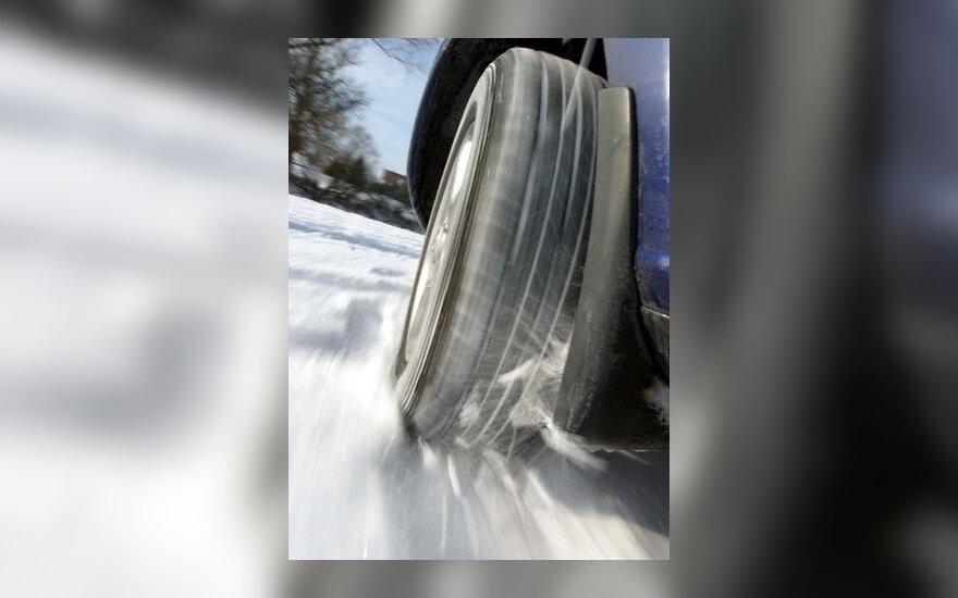 Nauja interneto svetainė padės išsirinkti padangas žiemai