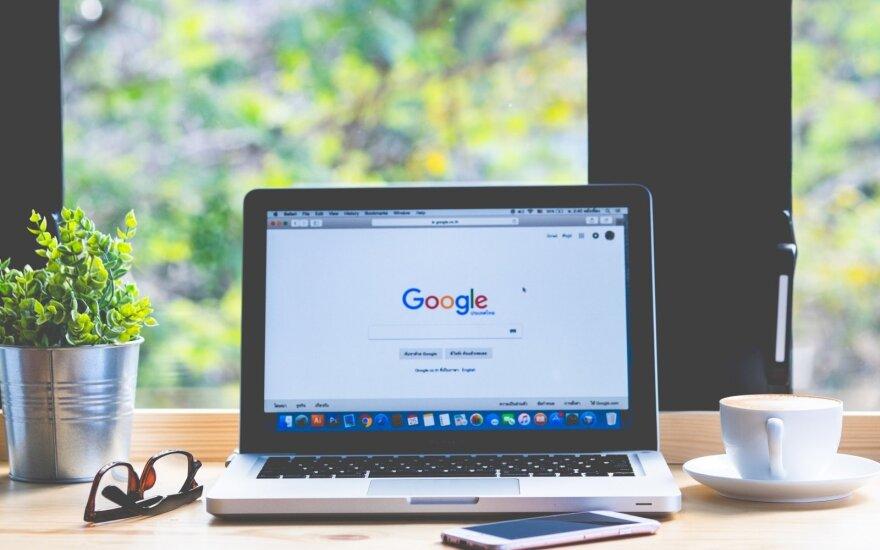 """""""Google"""" siūlys asmeninines rekomendacijas keliautojams"""