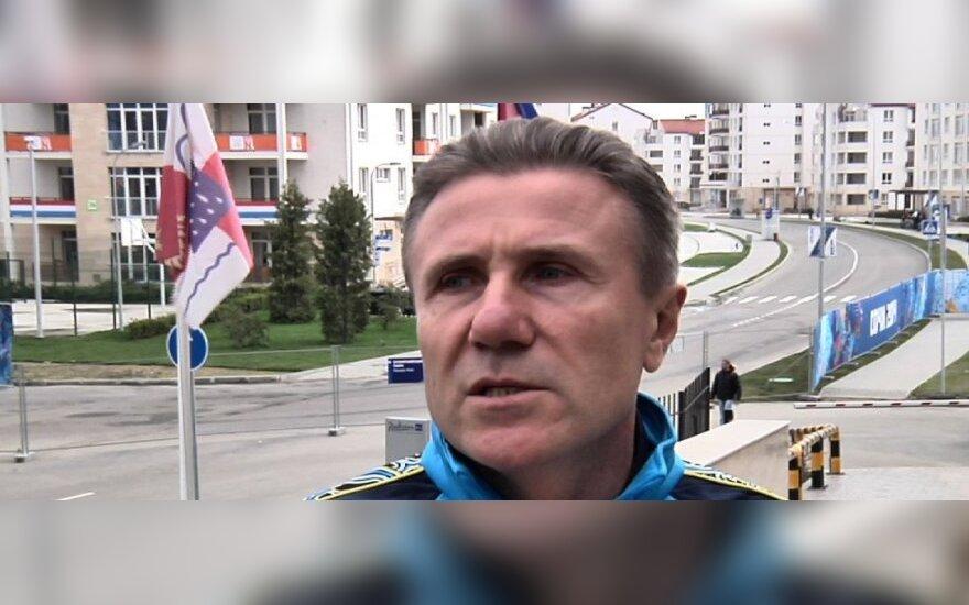 Sergejus Bubka