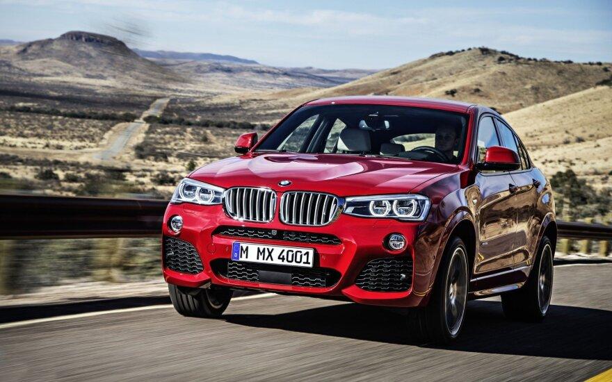 """""""BMW X4"""""""