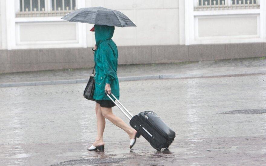 Krizė turistų nesumažino