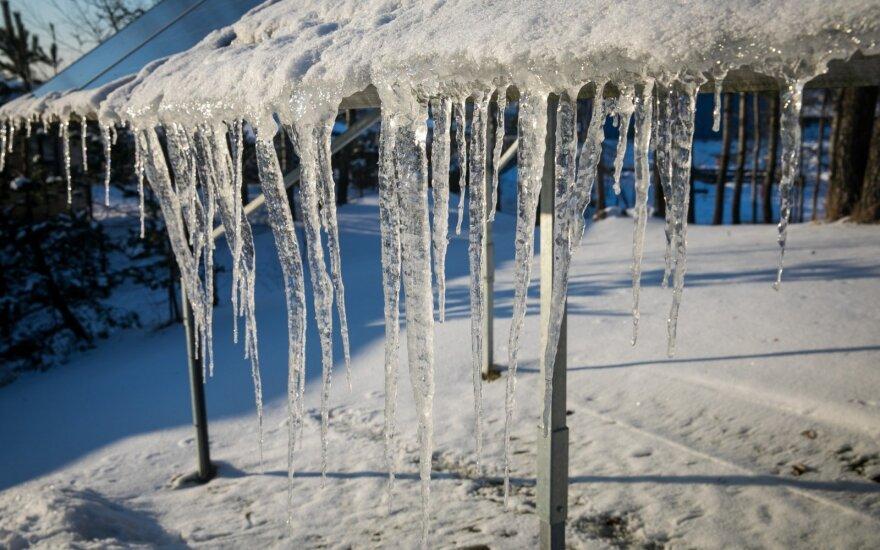 Žiemos ir pavasario sandūroje pajusime pirmuosius pokyčius