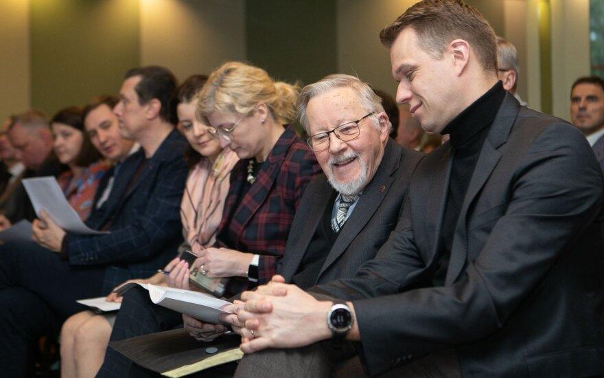 Profesorius Landsbergis: ar Lietuvoje nesiformuoja vis didesnė <em>blogovės</em> valstybė?
