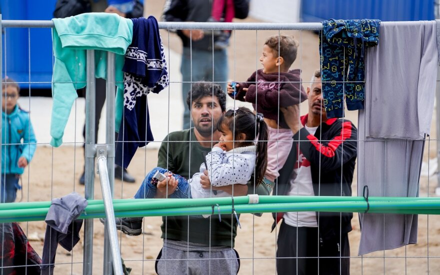 Over 560 migrants denied asylum so far